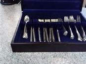 Antique CHIPPENDALE Collectible Plate/Figurine FLATWARE SET